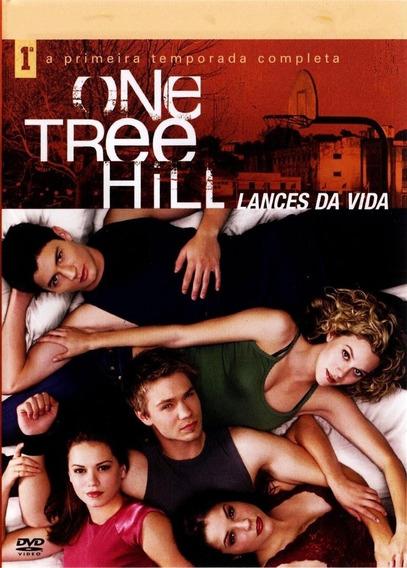 Série One Tree Hill - 1° E 2° Temporadas Completas Em 12 Dvd