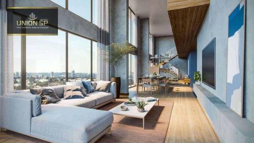 Cobertura Com 3 Dormitórios À Venda, 371 M² Por R$ 8.236.621,00 - Jardins - São Paulo/sp - Co1941