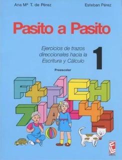 Pack De Libros Pasito A Pasito De 1, 2 Y 3