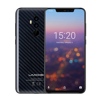 Umidigi Z2 Pro 4g- Lte Smartphone 6gb 128gb Helio P60 Octa