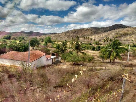 Sitio Localizado Proximo Ao Povoado Barra Em Parelhas-rn