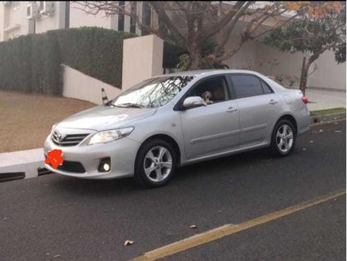 Imagem 1 de 3 de Toyota Corolla 2013 2.0 16v Altis Flex Aut. 4p