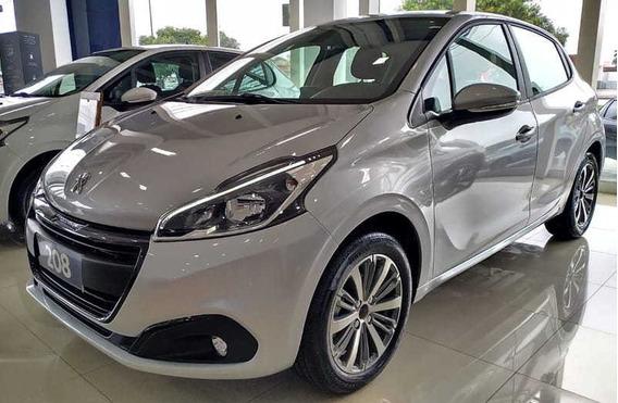 Peugeot 208 Griffe Aut. Com Primeira Parcela P/ Janeiro