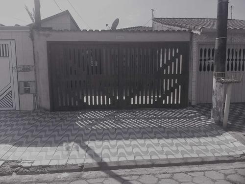 Casa Com 2 Dorms, Vera Cruz, Mongaguá - R$ 220 Mil, Cod: 233600 - V233600