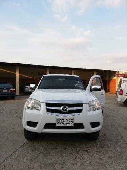 Camioneta Mazda Bt50 Doble Cabina Blanca Placa Publica