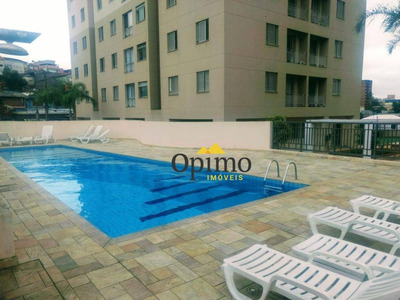 Apartamento Residencial À Venda, Vila Constança, São Paulo. - Ap0768
