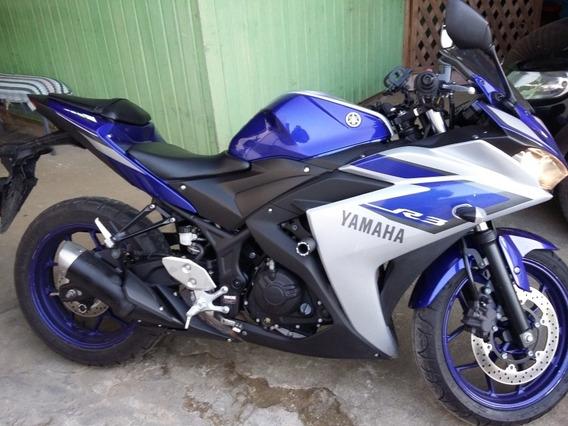 Yamaha Yamaha R3 321cc