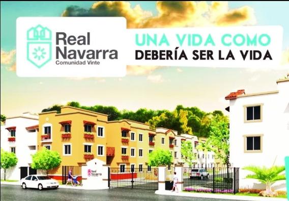 Departamento Nuevo En Privada Del Fracc. Real Navarra