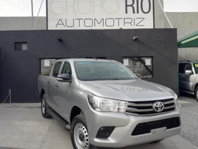 Toyota Hilux 2p Doble Cabina Base L4/2.7 Man