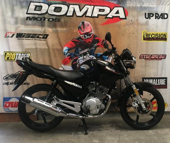 Yamaha Ybr 125 Muy Buen Estado Flete Calle Dompa Motos
