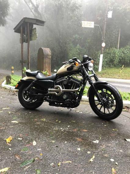 Escapamento Inox Harley Davidson 883 / Fortyeigth