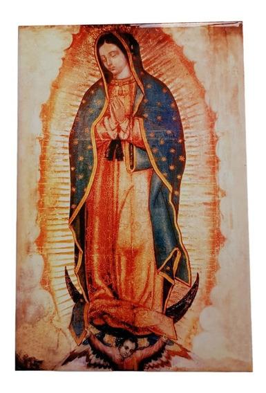 Azulejo Virgen De Guadalupe 20 X 30 Cms.