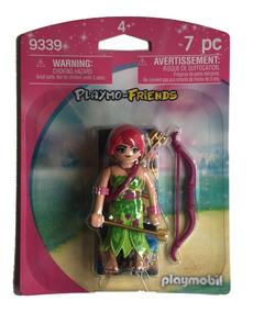 Playmobil 9339 Arqueira Elf - Playmo-friends Geobra