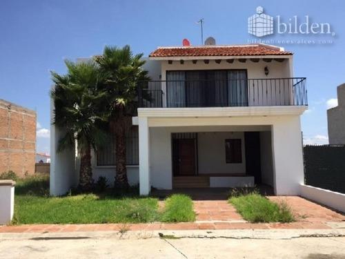 Casa Sola En Renta Frac. Cortijo Residencial