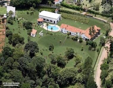 Casa 650m² - Chácara Santa Izabel