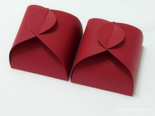 120 Caixinhas Para Bem Casado Em Papel Sem Laço