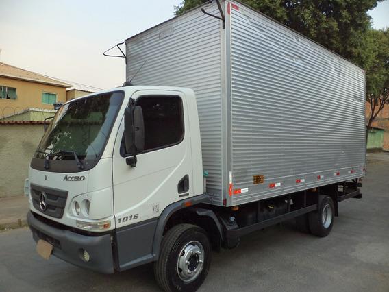 Caminhão Mb 1016 2013/2013 Bau