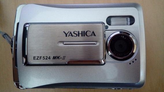 Maquina Fotográfica Digital Yashica Ezf524 Mk-ii