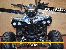 Cuatrimoto Polar Moto Raptor 125cc 2 Años Garantía Nueva 0km