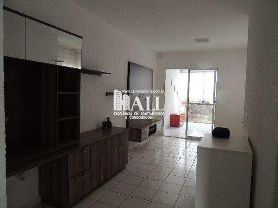 Casa De Condomínio Com 2 Dorms, Condomínio Residencial Parque Da Liberdade V, São José Do Rio Preto - R$ 179.000,00, 63m² - Codigo: 4132 - V4132