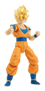 Figura Goku Super Saiyan De Dragon Ball