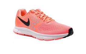 Tenis Nike Wmns Zoom Span Feminino Rosa E Cinza - Original