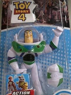 Muñeco Buzz Toy Story 4 Con Luz