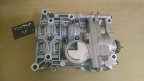Imagem 1 de 3 de Bomba Óleo Motor C/eixo Balanceiro Hyundai Santa Fe 2.4 16v