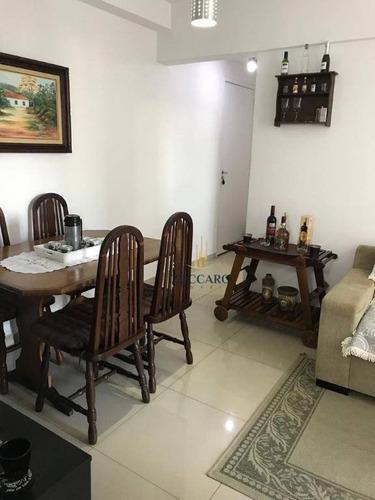 Apartamento Residencial À Venda, Ponte Grande, Guarulhos. - Ap6430