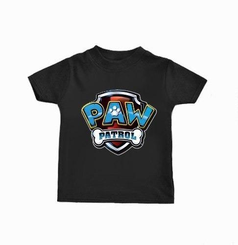 Playera Paw Patrol Todas Las Tallas Modelo 2