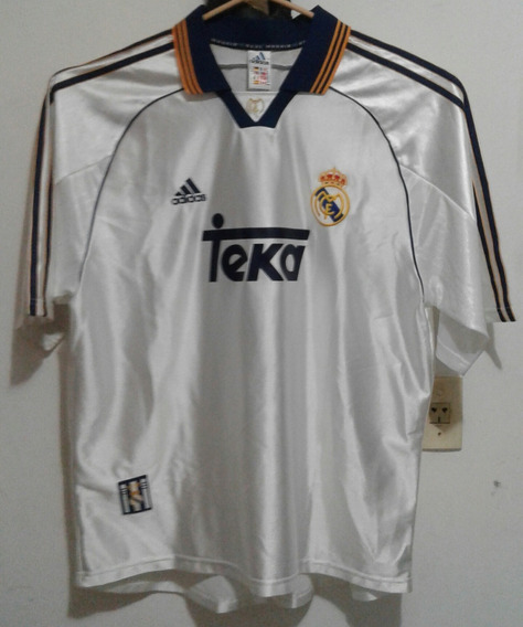 Camiseta Real Madrid Roberto C. N°3 Talle:xl