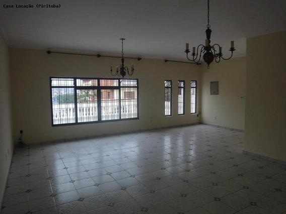 Casa A Locação Em São Paulo, Parque Maria Domitila, 3 Dormitórios, 4 Vagas - 809986