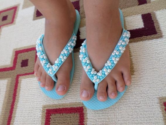 Sandália/chinelo Havaianas Customizada Combo 12 Pares