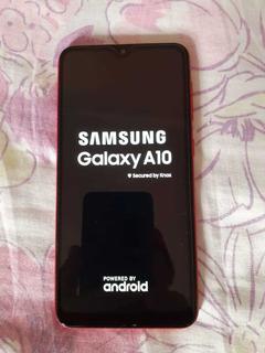 Samsung A10 Seminovo 32gigas Desbloqueio Facial