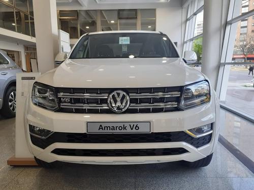 Volkswagen Amarok V6 Highline Entrega Inmediata Zona Norte