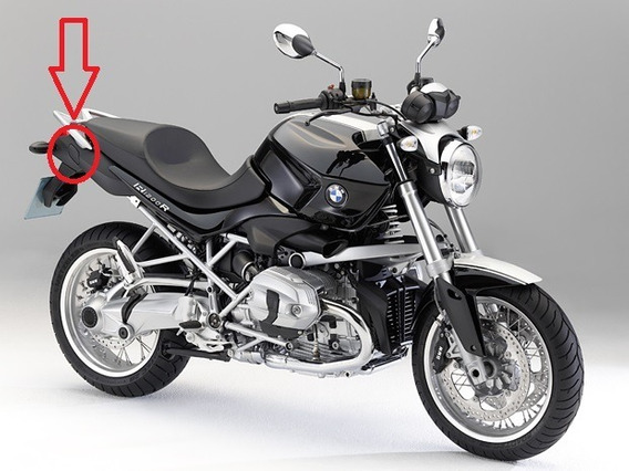 Capa Tampa Lateral Bmw R1200r Classic 7 697 214 02 R 1200 R
