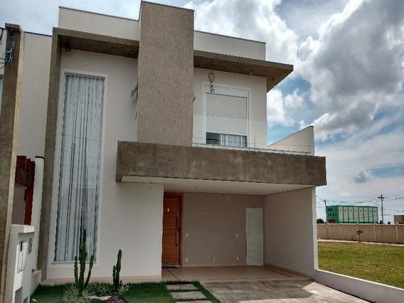 Casa Para Venda Condomínio Villagio Milano, Sorocaba Excelente Sobrado Com Ótima Localização No Condomínio. - Ca00942 - 4464929