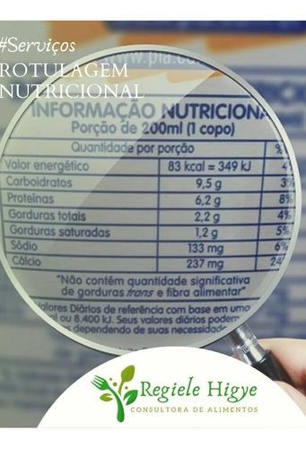 Imagem 1 de 1 de Tabela Nutricional