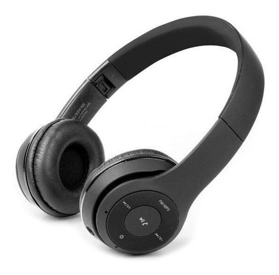 Fone Headphone Bluetooth Havit Hv-h2575bt Rádio Fm Micro Sd