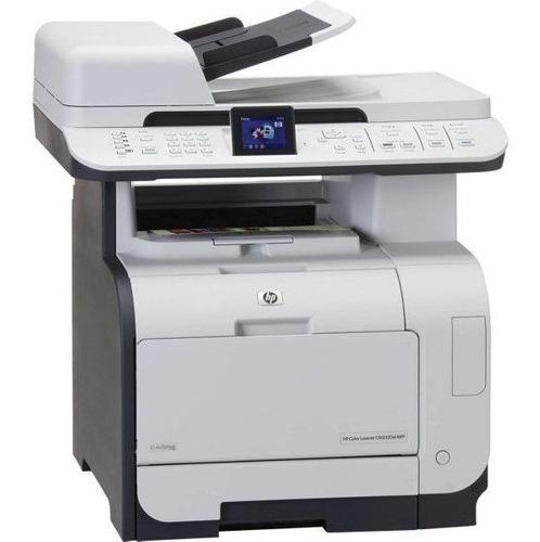 Multifuncional Hp Color Laserjet Cm2320   Revisada +toner