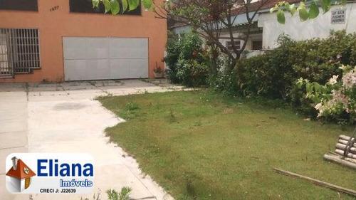 Sobrado Comercial Ou Residencial - Bairro Osvaldo Cruz - Ga6506