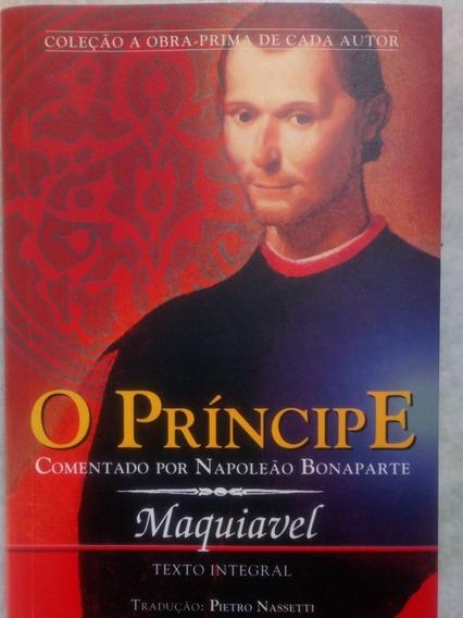 O Príncipe Maquiavel - Envio Econômico
