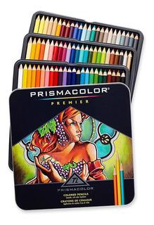 Lápis De Cor Profissional Prismacolor Premier 72 Cores