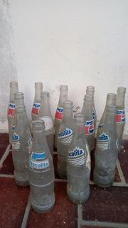 Botellas Vacías Refrescos Varias Marcas No Se Hacen Envios