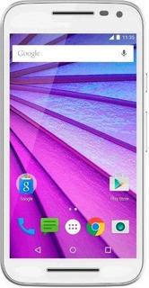Motorola Moto G 3ra Generacion Bueno Blanco Liberado