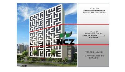 Sala À Venda, 28 M² Por R$ 174.964 - Vasco Da Gama Plaza - Sa0099