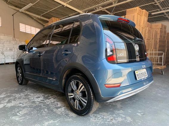 Volkswagen Cross Up 1.0 Tsi 5p 2018 Azul