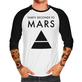 Playera Hombre 30 Seconds To Mars C-3