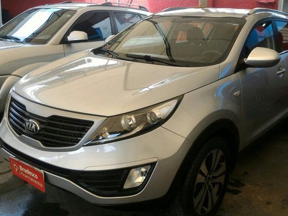 Kia Sportage 2.0 Lx 4x2 Flex Aut. 5p 2013