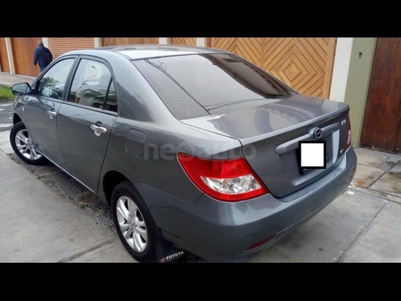 Byd F-3 Sedan 2016 Full Equipo.